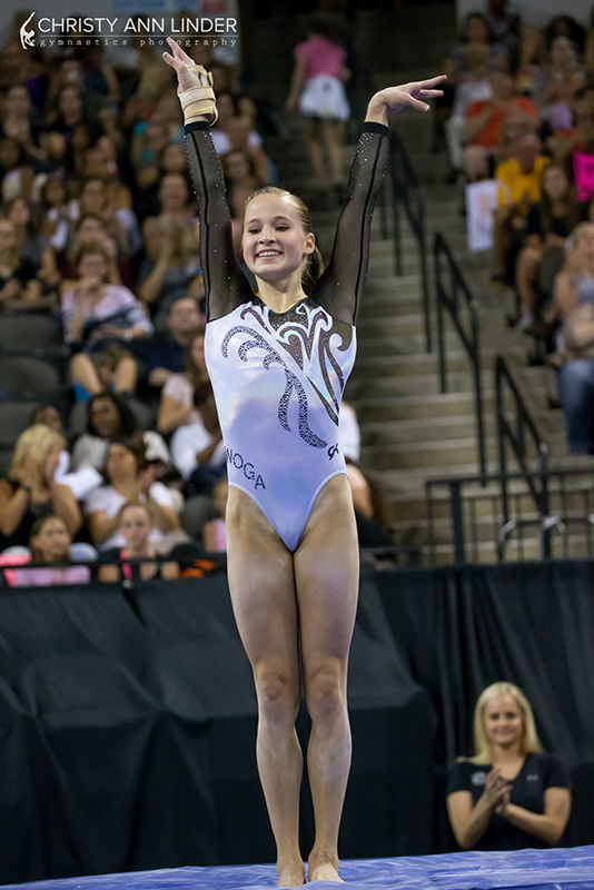 The Official Website Of Madison Kocian
